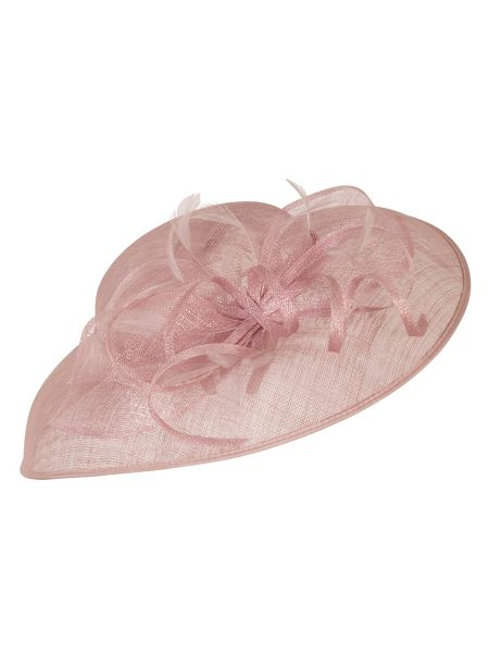 Chesca Feather Trim Hatinator