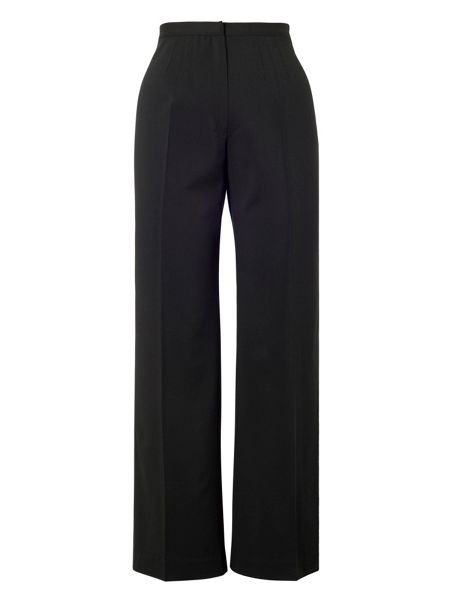 Chesca Dart Detail Crepe Trouser