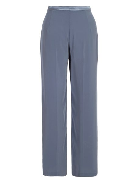 Chesca Satin Back Crepe Trouser