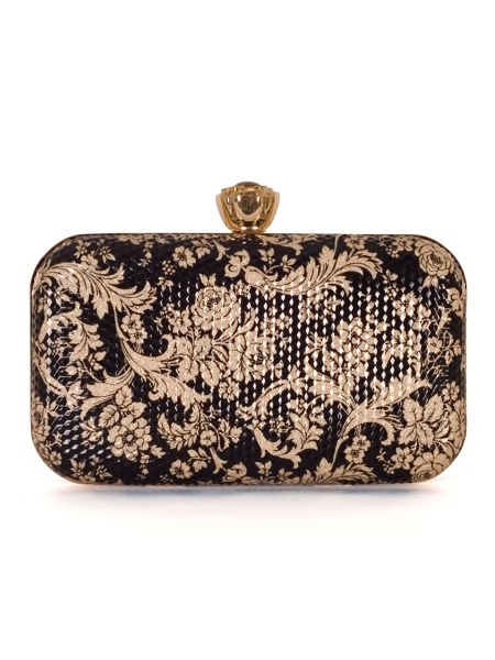 Chesca Floral Clutch Bag