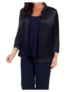 Chesca Crush Pleat Jacket