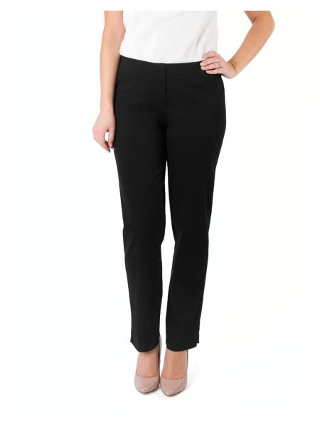 Chesca Pull On Stretch Twill Trouser