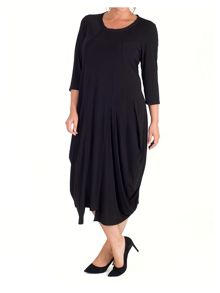 Chesca Drape Jersey Dress