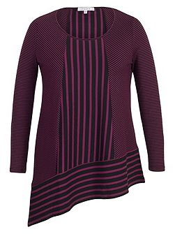 Double Stripe Tunic