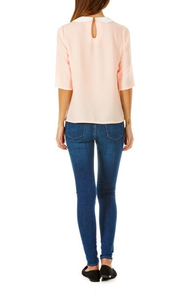 Sugarhill Boutique Nala Swan Embro Top