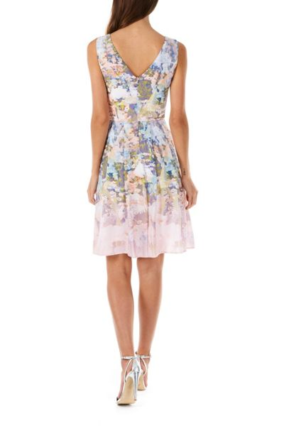 Sugarhill Boutique Hatty Wild Flower Dress