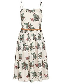 Hannah Vintage Safari Dress
