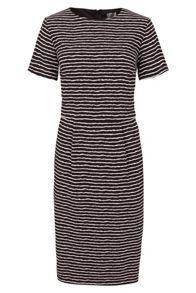 Orleans Striped Shift Dress