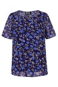 Poppy Lux London Floral Top