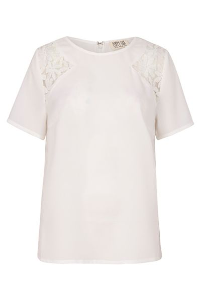 Poppy Lux Delta Daisy Top