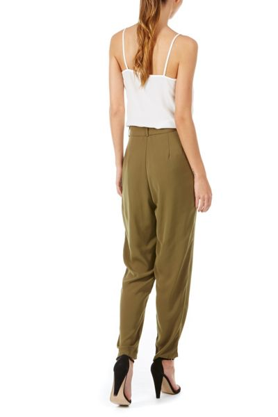Poppy Lux Peyton D-Ring Trousers