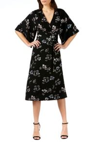 Sugarhill Boutique Neve Boho Wrap Dress