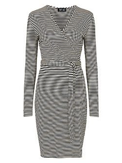 Anita Wrap Dress