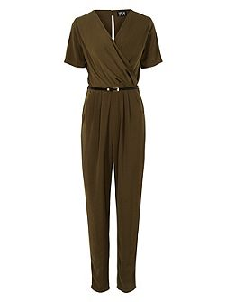 Brandy V Neck Jumpsuit