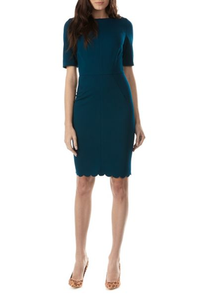 Sugarhill Boutique Albury Ponte Shift Dress