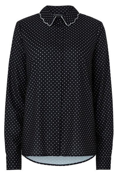 Sugarhill Boutique Devra Polka Dot Shirt