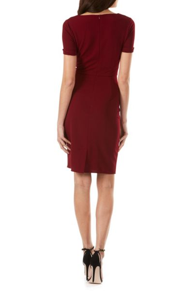 Sugarhill Boutique Kensal Square Neck Shift Dress
