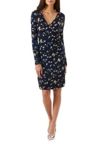 Sugarhill Boutique Callie Bright Birdie Jersey Dress