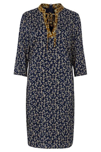 Sugarhill Boutique Evaline Ditsy Print Tunic Dress
