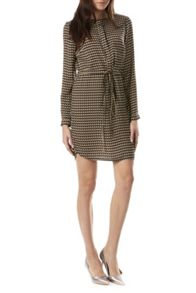 Sugarhill Boutique Ezra Geo Print Dress