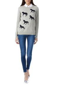 Sugarhill Boutique Nita Unicorn Sweater