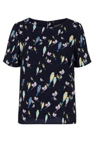 Sugarhill Boutique Lola Bright Birdie Top