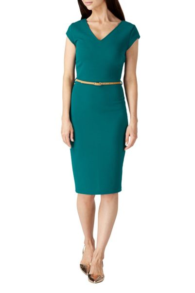 Sugarhill Boutique Kirsty Fitted Shift Dress