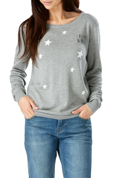 Sugarhill Boutique I Believe In Magic Sweater