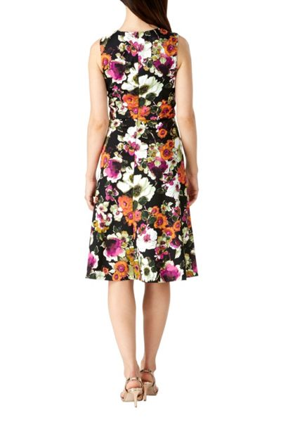 Sugarhill Boutique Anna Floral Print Dress