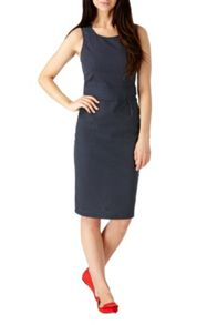 Sugarhill Boutique Georgia Dot Below Knee Shift Dress