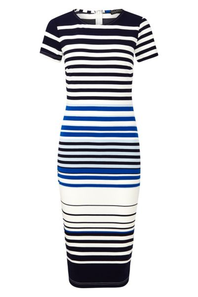 Sugarhill Boutique Electra Stripe Dress