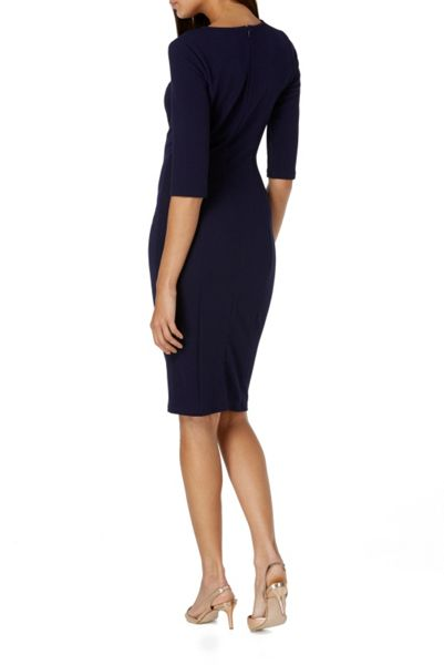 Sugarhill Boutique Claudia Ponte Dress