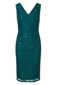 Sugarhill Boutique Rimona Sleeveless Lace Dress