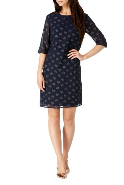 Sugarhill Boutique Alison Heart Tunic Dress