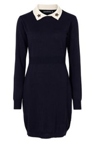 Sugarhill Boutique Rachel Star Sweater Dress
