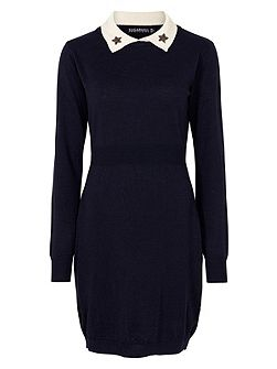 Rachel Star Sweater Dress