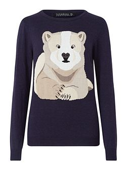 Nita Winter Bear Jumper