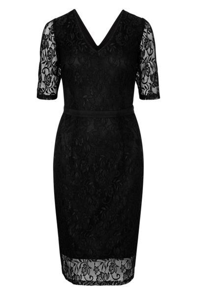 Sugarhill Boutique Logan Lace Shift