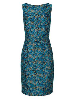 Nancy Jacquard Shift Dress