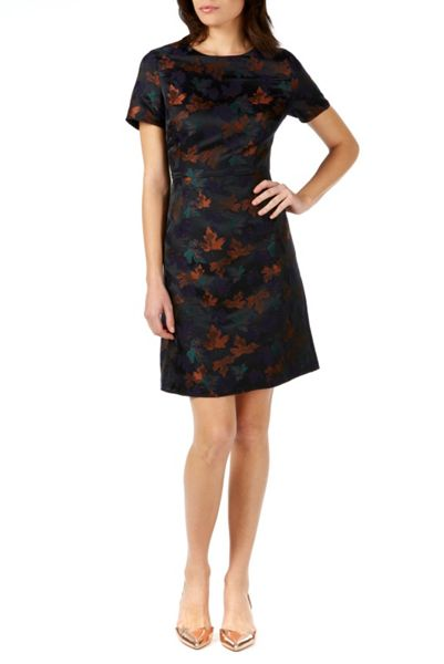 Sugarhill Boutique Mila Jacquard Dress