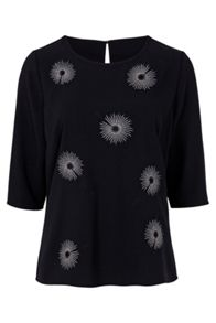 Sugarhill Boutique Mary Dandelion Top