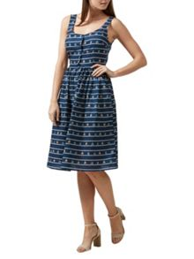 Sugarhill Boutique Beatrice Sail Away Sundress