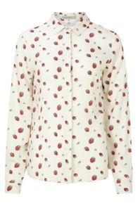 Sugarhill Boutique Blair Strawberry Shirt