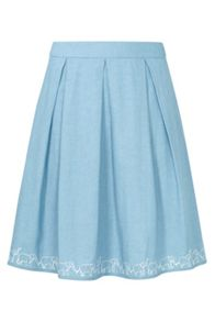 Sugarhill Boutique Fiona Ellie Embro Skirt