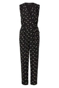 Sugarhill Boutique Mia Floral Jumpsuit