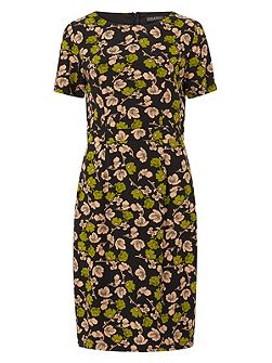 Annabelle Floral Shift Dress