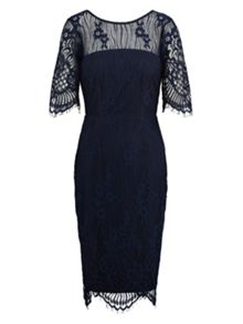 Sugarhill Boutique Grace Lace Dress