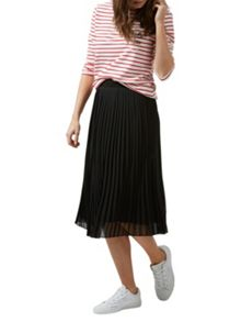Sugarhill Boutique Lynette Pleated Midi Skirt