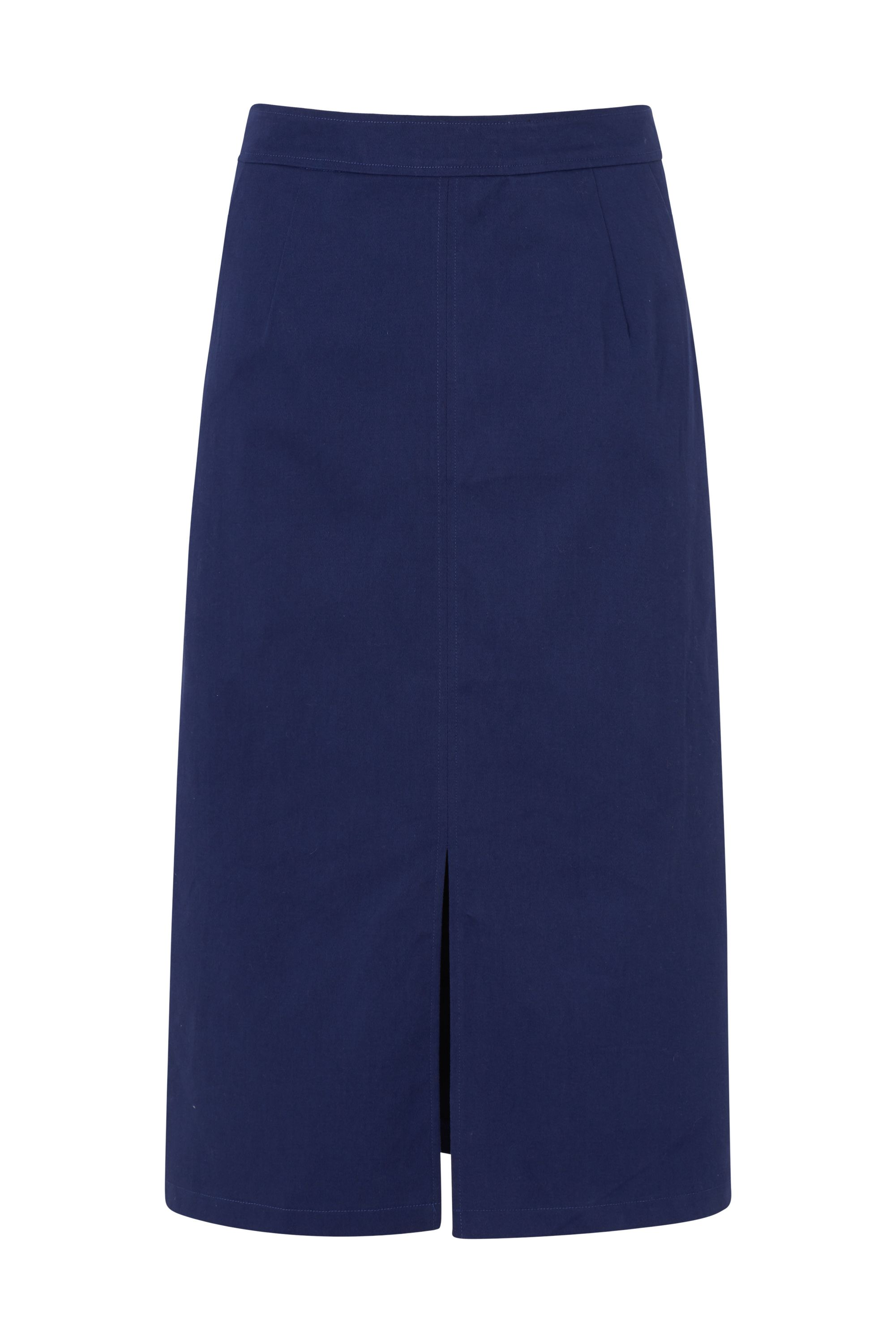 Sugarhill Boutique Bianca Midi Skirt, Blue
