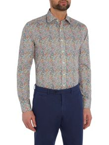 Simon Carter Multi Dot Shirt